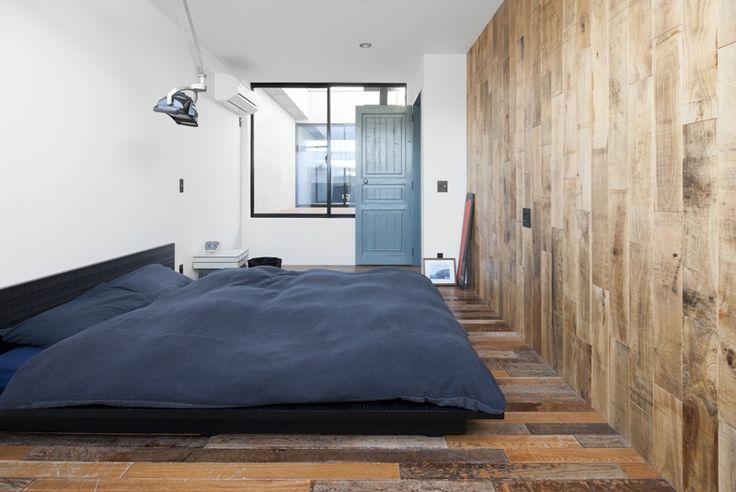 ベッドルーム(渋谷の住宅) - ベッドルーム事例|SUVACO(スバコ)