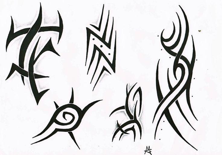 Henna Tattoo Zagreb : Tribal tattoo designs by maddyfield on deviantart art