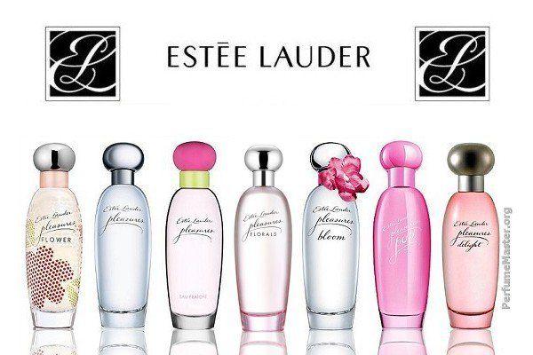 Estee Lauder Pleasures Florals Perfume