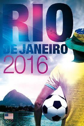 Rio De Janeiro 2016 (24x36) - SPT09291