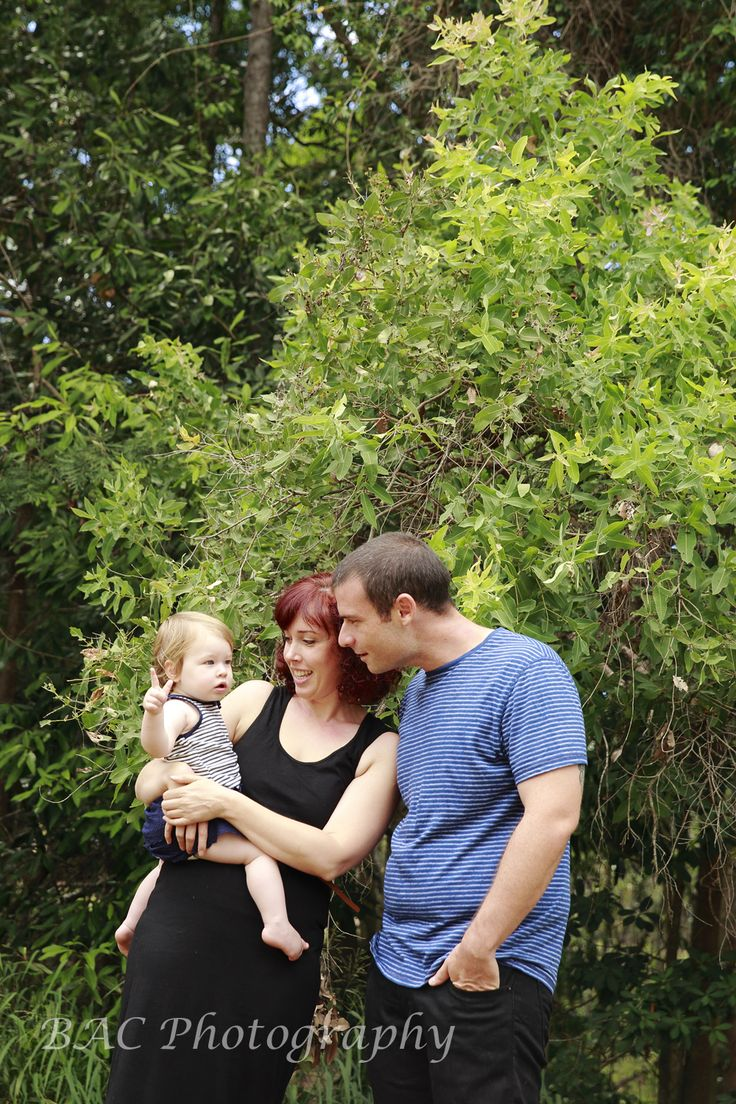 Family time together - Brisbane Outdoor Lifestyle Family Photography