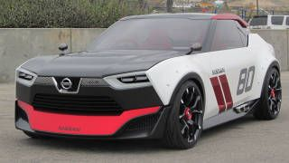 Nissan Nismo IDX Concept - First Drive - Road & Track So masculine, and yet so beautiful.
