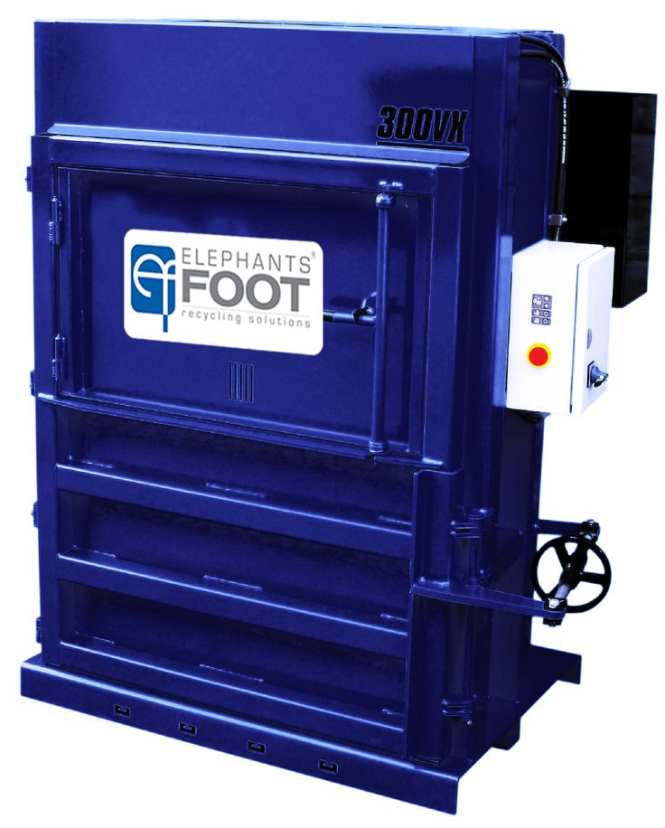 Recycling balers are a perfect way to get your business recycling efficiently.