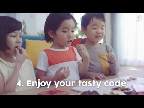 GLICODEㅣGLICOㅣby DENTSU and GOOGLEㅣawarded 부산국제광고제ㅣDescription: 글리코는 60년 넘게 아이들의 성장과 발육을 지원. 고급 이미지 인식을 사용하여 과자를 코드화 해 이 코드를 인식시켜 아이들에게 프로그래밍의 기초를 가르치는 교육용 앱. 출처: http://blog.adstars.org/603 [AD STARS] #Food #PR #IT #Colaboration