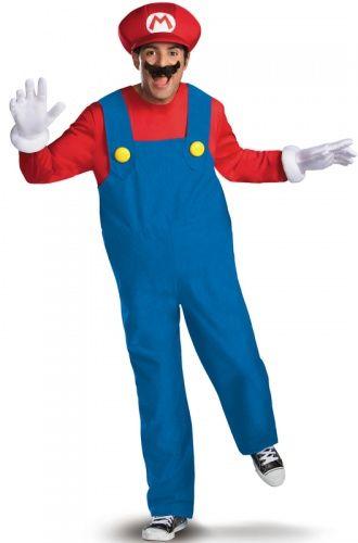 Déguisement Mario™ Deluxe Adulte