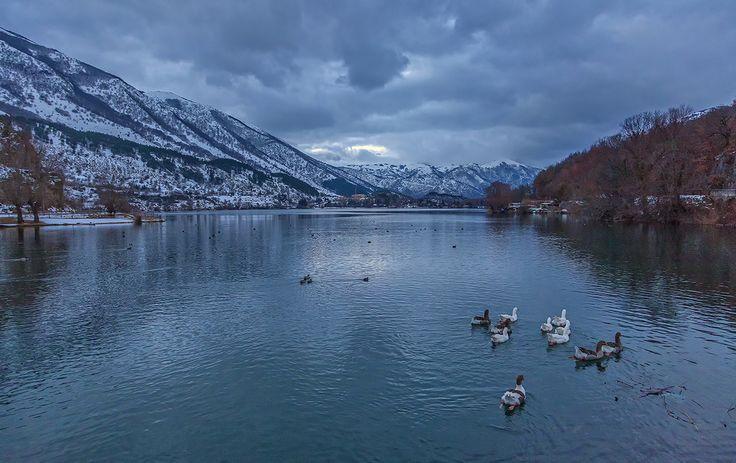 Lake Scanno AQ