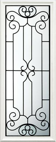 Castlegate Series CS-686 Exterior Door Art Glass 22-option