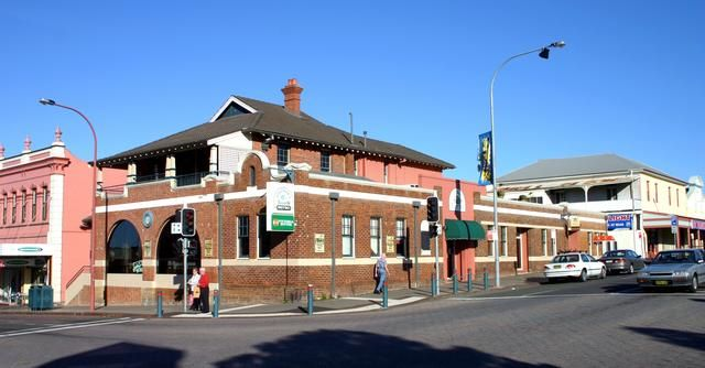 Nowra, NSW, now the Postman's Tavern