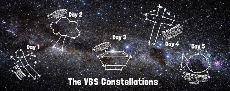 VBS Constellations - Galactic Starveyors - VBS 2017