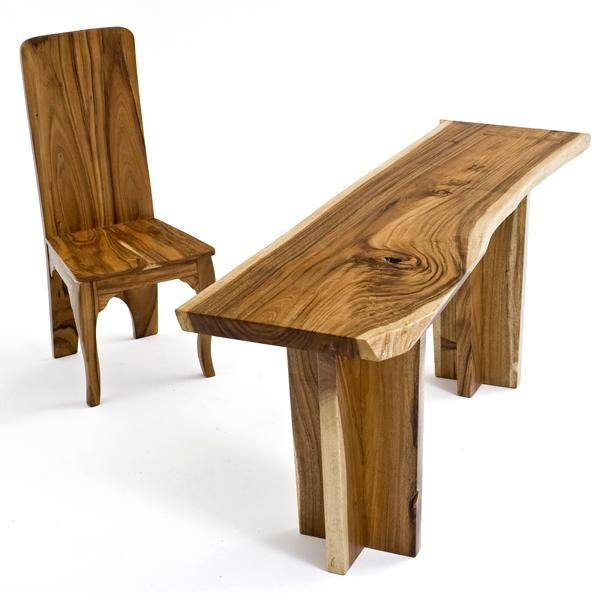 Best 25 Natural Wood Furniture Ideas On Pinterest