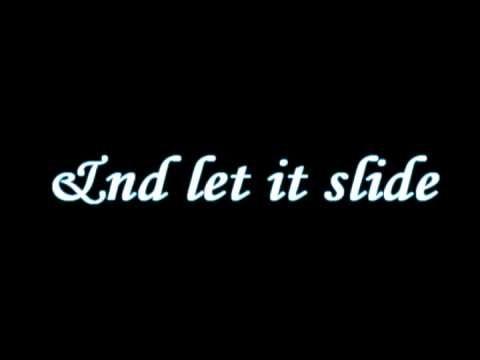let it slide - nikki flores [WITH LYRICS] - YouTube