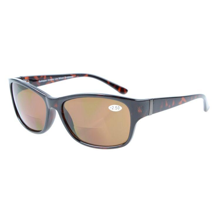 821 Bifocal  Eyekepper Bi-Focal Sun Readers Fashion Bifocal Sunglasses +1.0/+1.5/+2.0/+2.5/+3.0