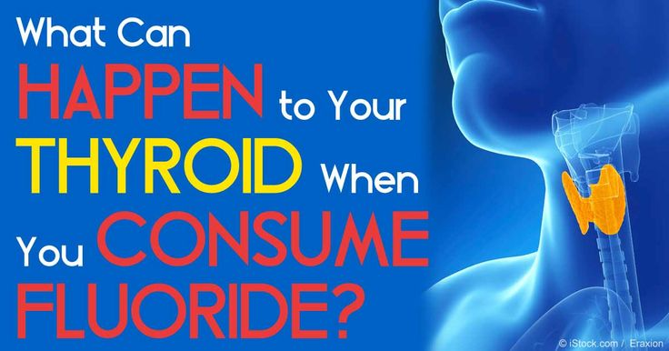 According to British researchers, about 15,000 people may be afflicted with hypothyroidism in the UK as a result of drinking fluoridated water. http://articles.mercola.com/sites/articles/archive/2015/03/10/water-fluoridation-thyroid-dysfunction.aspx