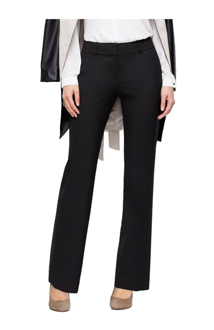 - Now you can go to work in a pair of formal dress pants and then work out in the same pair of stretchy yoga pants. These pants have a formal presence on the outside and are actually made with a struc
