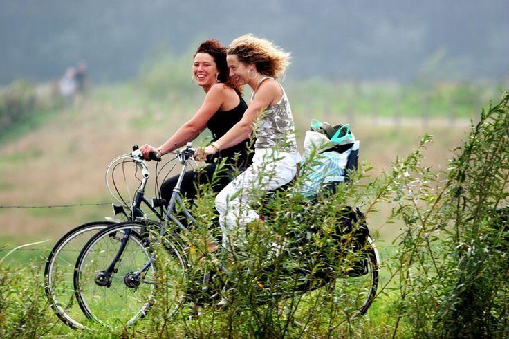 Lekker fietsen in Zuid-Holland.  Bekijk de tips voor nog meer leuke fiets-, wandel-, vaar- en MTB-routes.