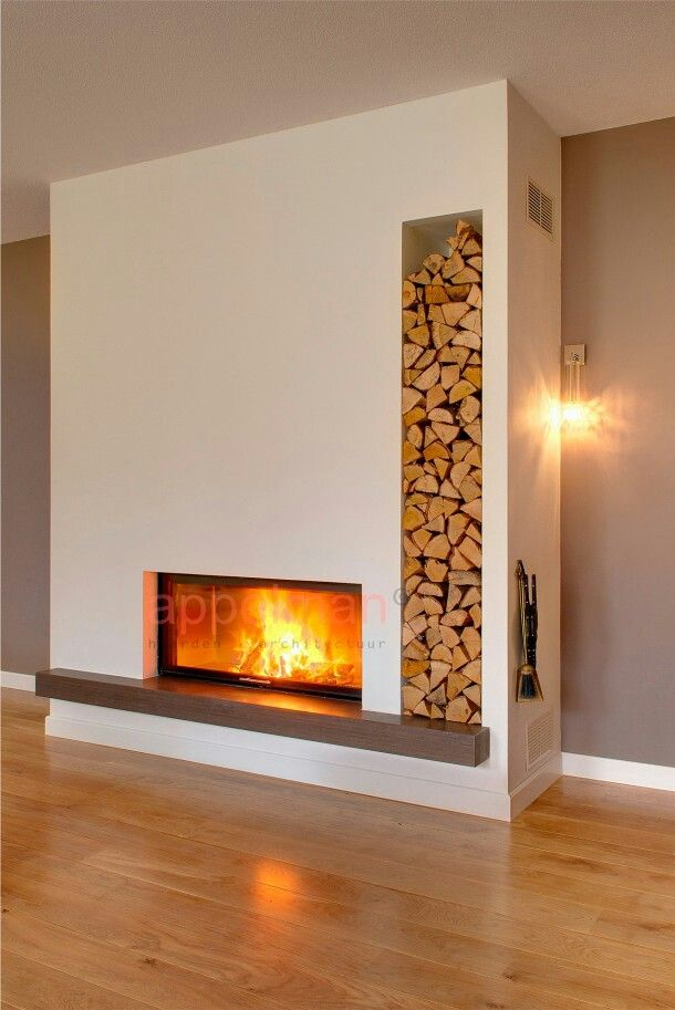 M s de 25 ideas incre bles sobre chimeneas en pinterest - Chimenea de gas natural ...