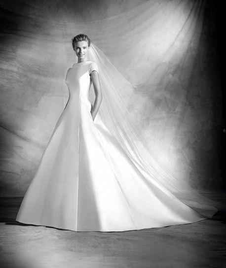 Abito da sposa stile principesco