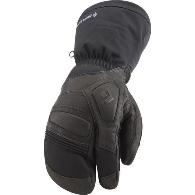 Scotty ski gloves. Black Diamond - Guide Lobster Mitten