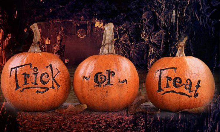 10/31/17 The Origin Of Trick-Or-Treating and Halloween | @curiositydotcom