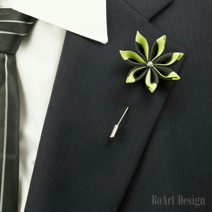 pinterest stick images brooch carnation brown yaghi best pin anas lapels flower on lapel