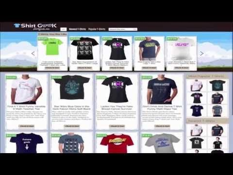 Covert Shirt Store 2.0 Review | Covert Shirt Store 2.0 Theme Demo - YouTube