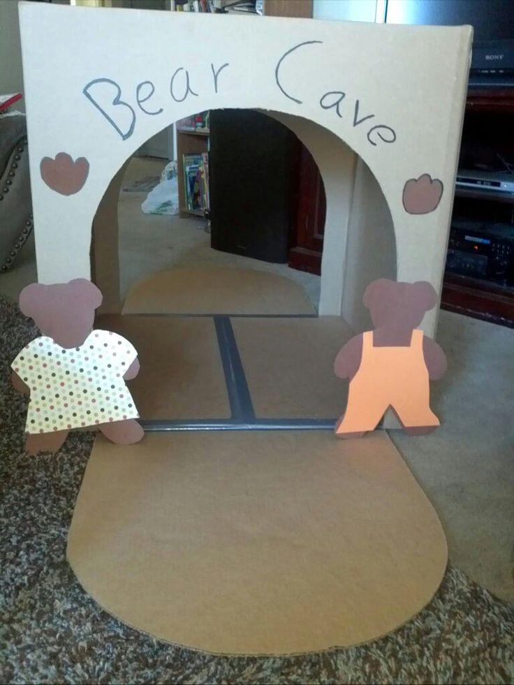 Preschool teddy bear week!