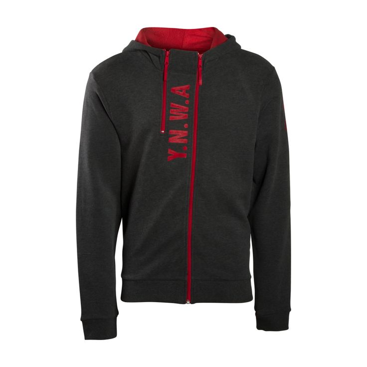 LFC Mens Double Zip Through Hoody | Liverpool FC Official Store
