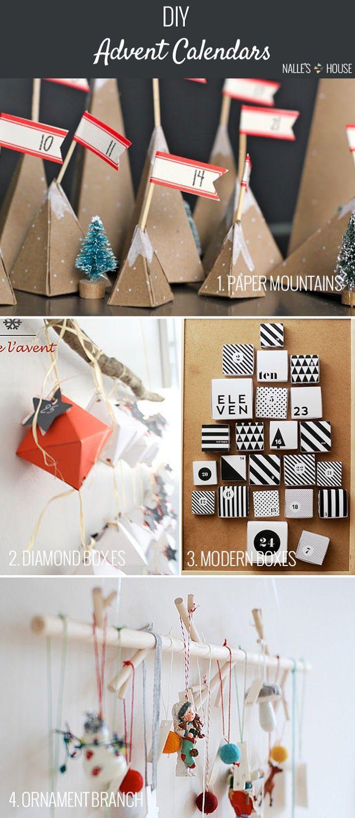 225 besten basteln im advent bilder auf pinterest basteln weihnachten basteln mit kindern und. Black Bedroom Furniture Sets. Home Design Ideas