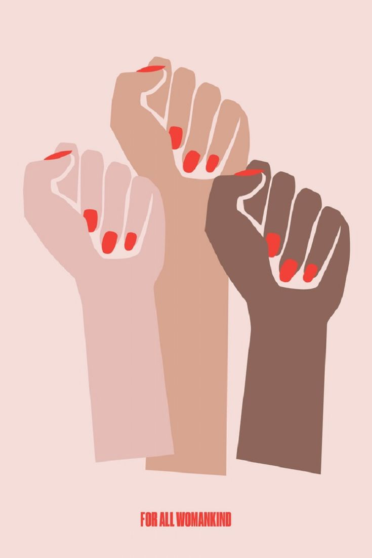 These beautiful feminist posters are seriously gorgeous and so empowering