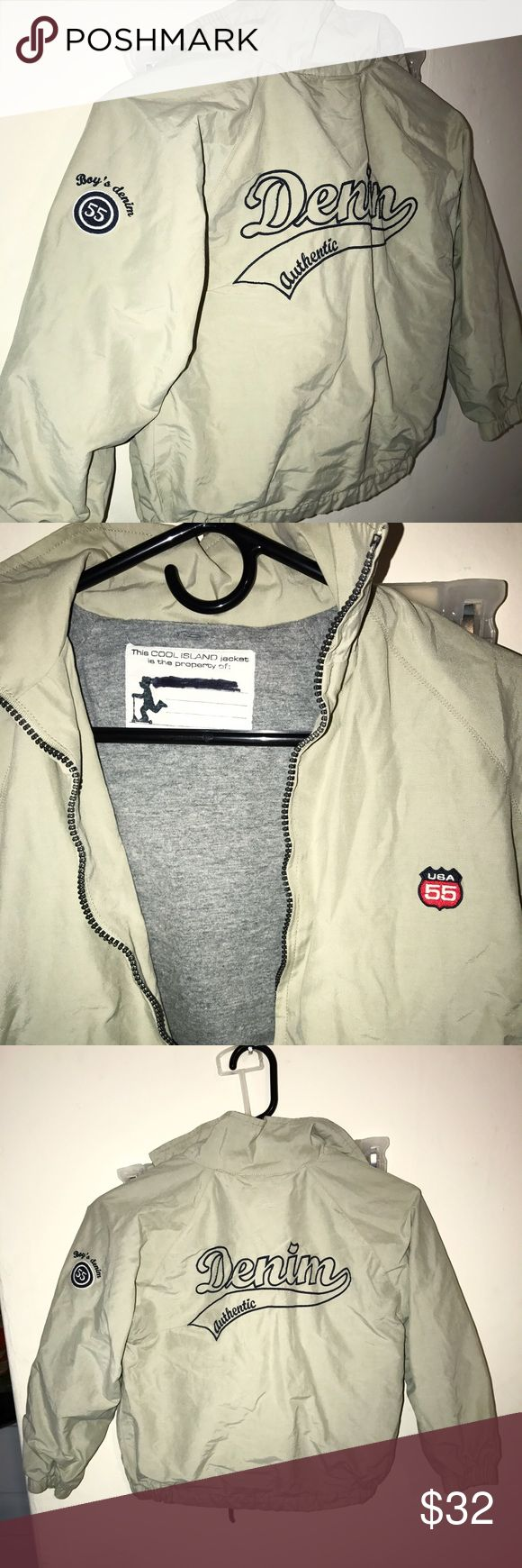 Super Cute Boys Bomber Jacket Fantastic condition, perfect for winter & lightly used. Kohls Jackets & Coats