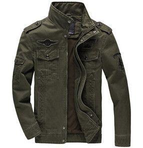 Jacket Brand Jacking man winter jackets Men coats Army