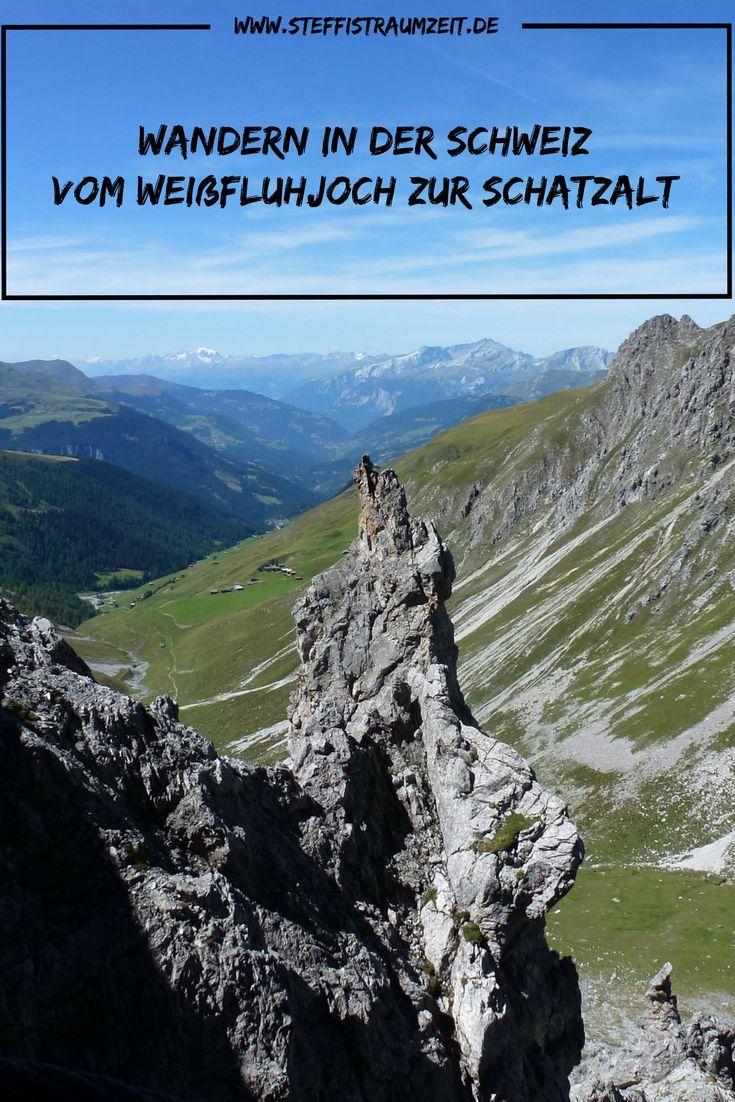 Die Schweiz, perfekt zum Wandern, großartige Natur, wunderschöne Landschaften und atemberaubende Aussichten. Hier gibt es einen Wandertipp für Davos.
