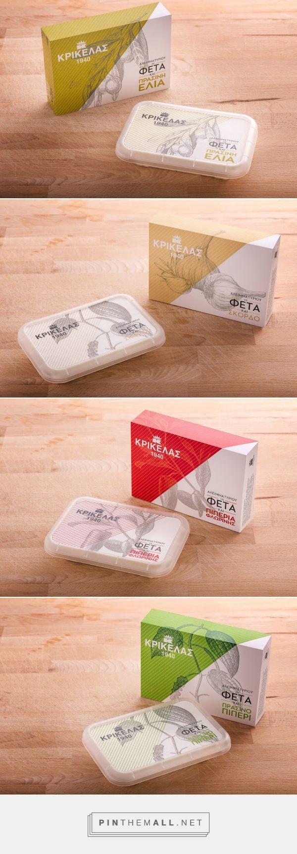 Krikelas - Packaging of the World - Creative Package Design Gallery - http://www.packagingoftheworld.com/2016/01/krikelas.html