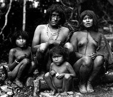 Les indiens yamana