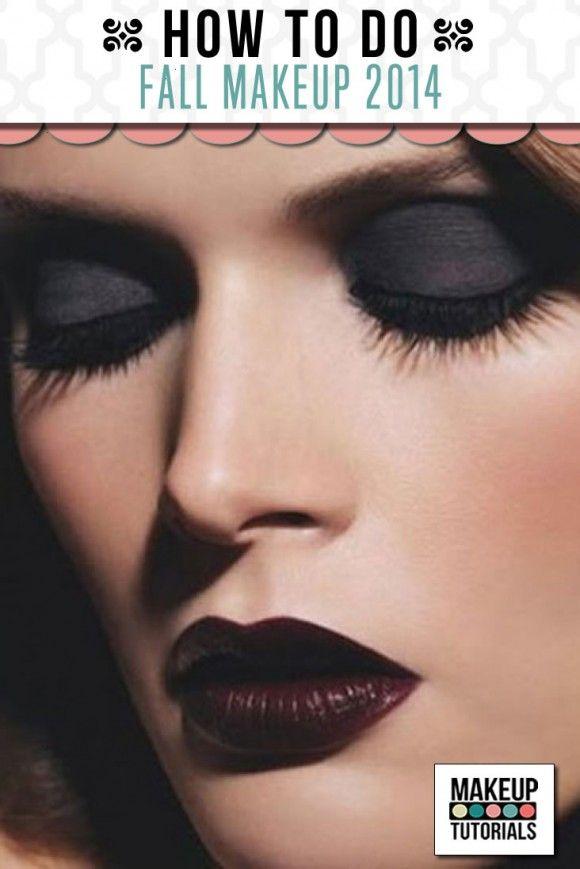 How To Do Fall Makeup 2014 | Best Makeup tutorials, eye makeup tutorials at Makeup Tutorials | #makeuptutorials | makeuptutorials.com