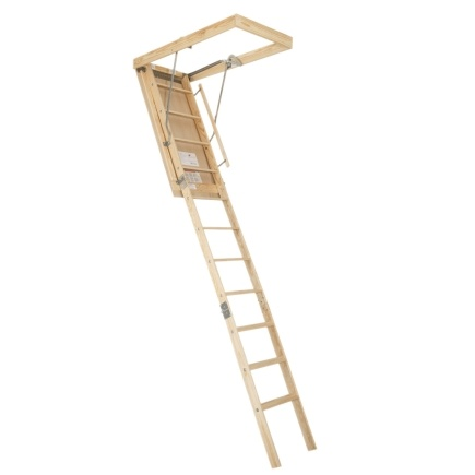 Centrury Windsor 10ft 4in Wooden Attic Stairway Bet 100 Attic Ladders