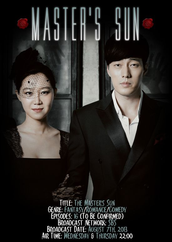 5/5 Master's Sun (K-drama 2013) After Big's epic let down I was gun shy going into this drama. But being a fan of the Hong Sisters I had to watch it. The lead couple have worked together before (Greatest Love) & their chemistry/cute factor was off the charts then. However Master's Sun really made me a fan of their pairing. The ghost stories were a bit meh yet remained tied to the main plot. The conflict was genuine and the character growth masterfully written.