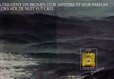 Perfume Shrine: Guerlain Vol de Nuit: fragrance review and history
