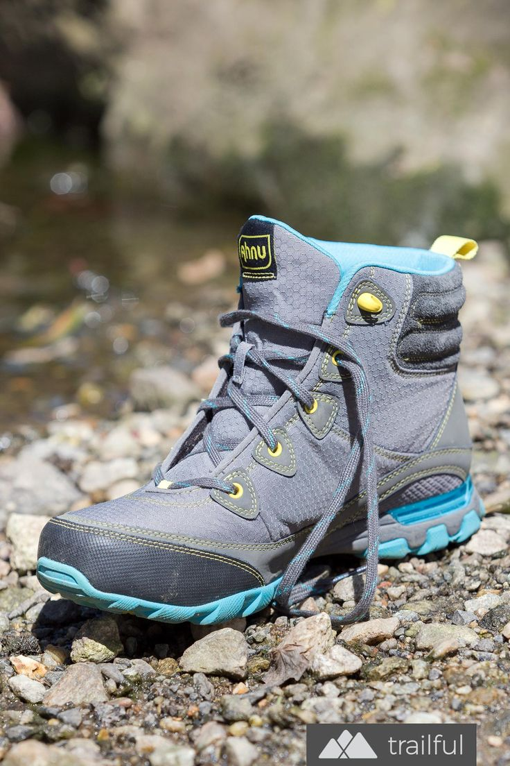 Ahnu Sugarpine hiking boot review: our favorite lightweight women's hiking boots