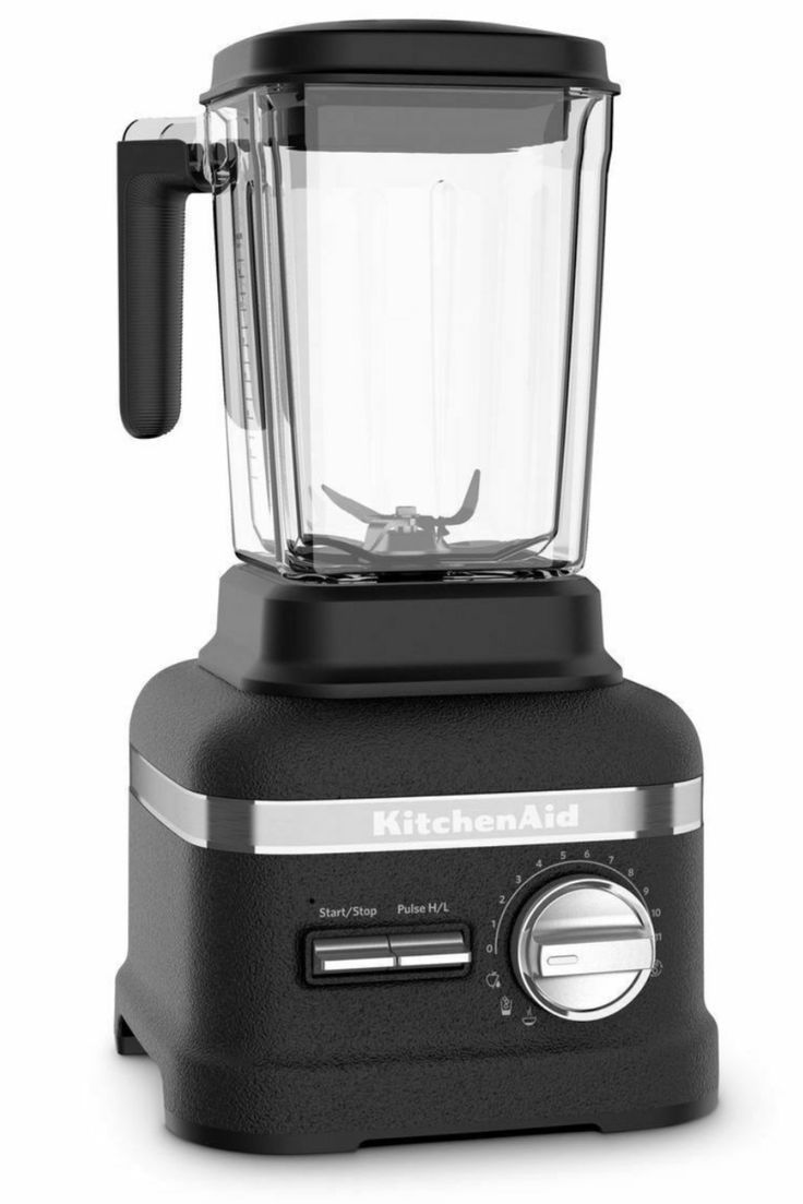 Kitchenaid pro line series blender with thermal control