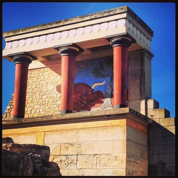 Κνωσός (Knossos) in Ηράκλειο, Ηράκλειο