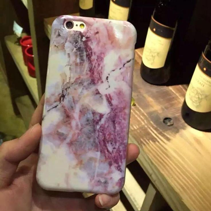 Marble Rock Stone Texture Case for Apple iphone 6 6S 6 Plus 6SPlus