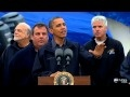 Video: President Obama in New Jersey: Calls Hurricane Recovery a Federal, State and Local Effort