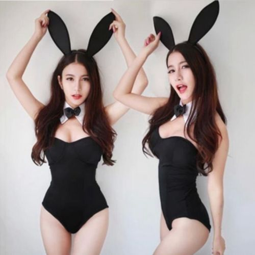 30053b3de5  4.41 Sexy Bunny Rabbit Costume Outfit Cosplay