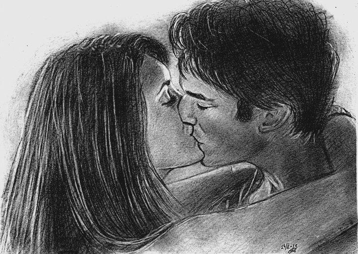 Imágenes de amor a lápiz. Preciosos dibujos de amor que puedes usar para dedicar a tu novia o novio.
