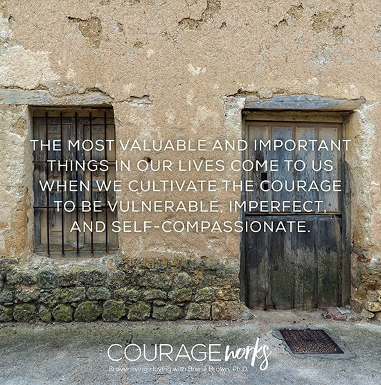 Brené Brown <3 COURAGEworks