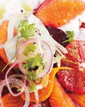 Blood Orange, Beet and Fennel Salad