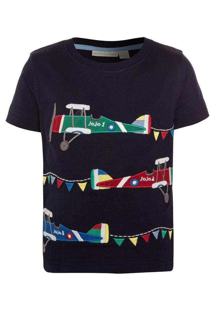 Köp JoJo Maman Bébé VINTAGE PLANE - T-shirt med tryck - navy för 199,00 kr (2017-02-18) fraktfritt på Zalando.se