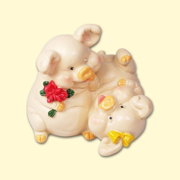 "SHOP-PARADISE.COM:  Spardose ""Schwein"", Höhe - 13 cm, (P2006-B) 5,99 €"