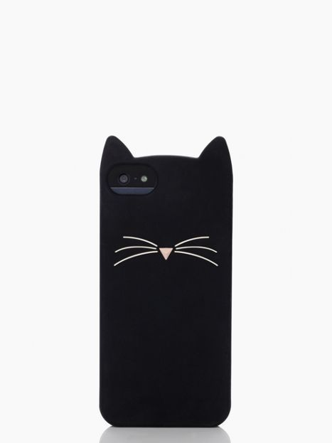 Kate Spade New York Cat iPhone 5 cover. But first I need an iPhone 5...